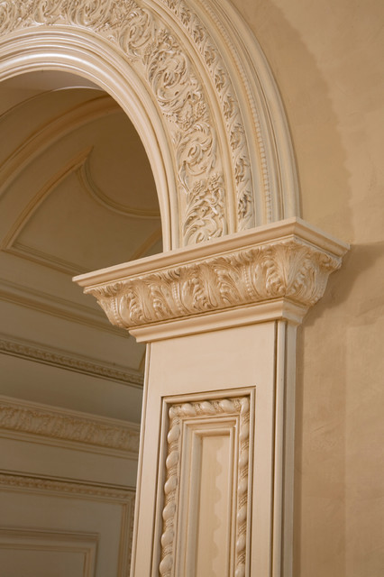 Moulding and Millwork traditional