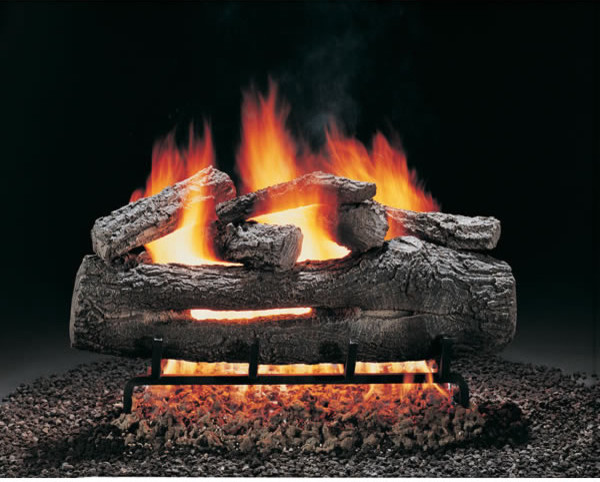 18 quot hargrove oak vented gas logs only rga 2 72