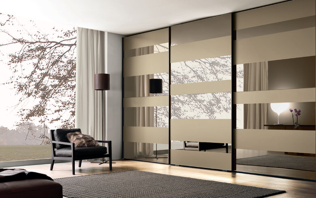 Segmenta Sliding Door Wardrobe South West By Misuraemme Interiors Uk