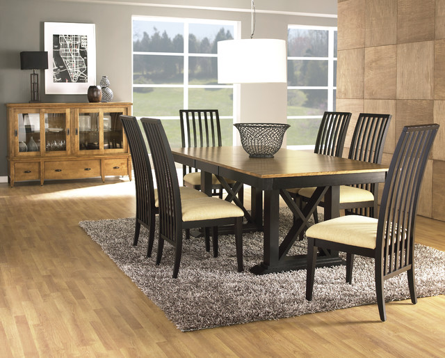 Custom Dining by Canadel Furniture traditional furniture