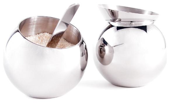 Milk & Sugar Ball Set FREUD modern-serveware