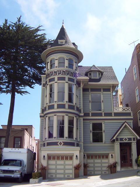 San Francisco Victorian Mansion Renovation