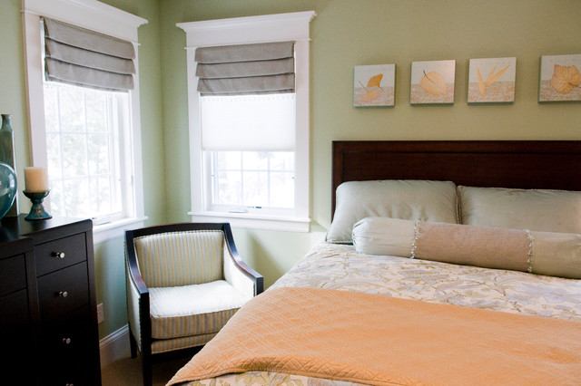 Casual Elegance traditional-bedroom