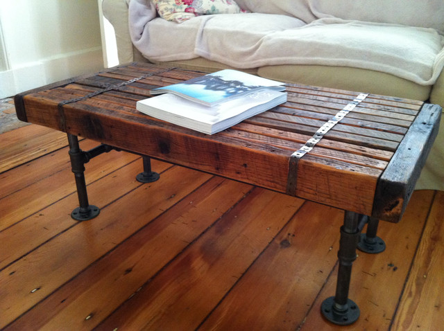 Hardwood furniture - asian - coffee tables - other metro - by