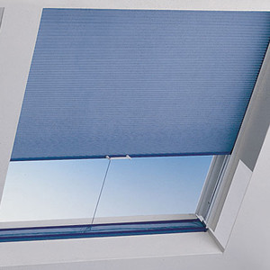 Blindsgalore Skylight Cellular Shades: 3/8-inch Double Cell Blackout contemporary-cellular-shades