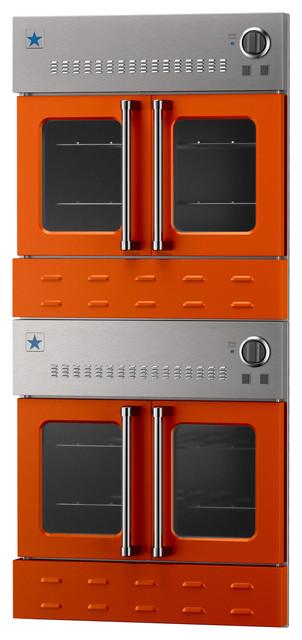 "30"" BlueStar Double Gas Wall Oven - Modern - Ovens - philadelphia - by ..."