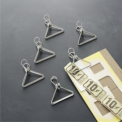 Everything Clips Set of Six contemporary-desk-accessories