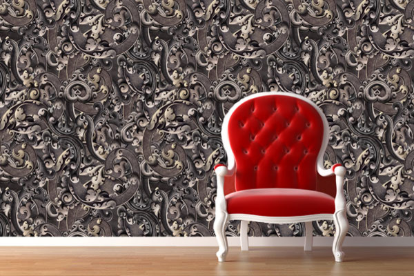 Easy Peel n Stick Wallcover Wallskins- YOUR WALLS, UNDERCOVER