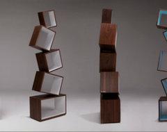 Equilibrium modern-bookcases