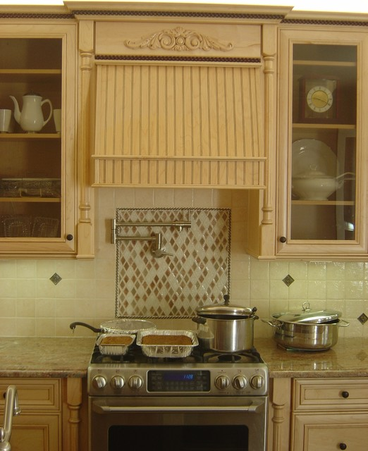 Kitchen Cabinets New York: Kitchen Cabinet Hoods