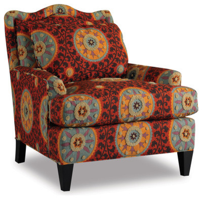 Athena Club Chair eclectic armchairs