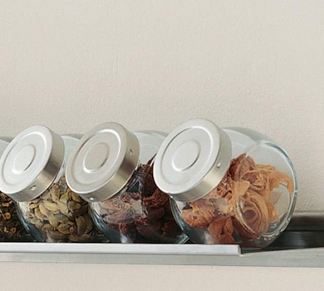 Spice Jars modern-spice-jars-and-spice-racks