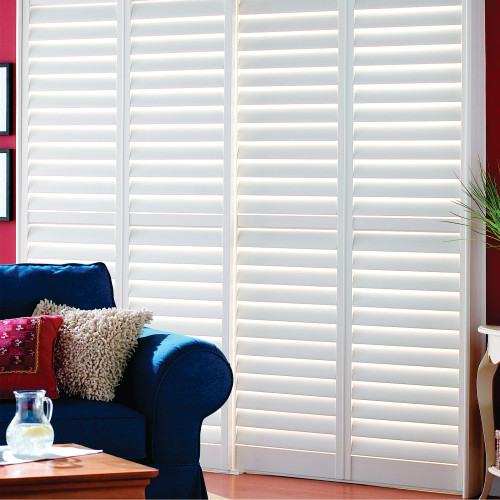 Eclipse Shutters Modern Window Treatments Other