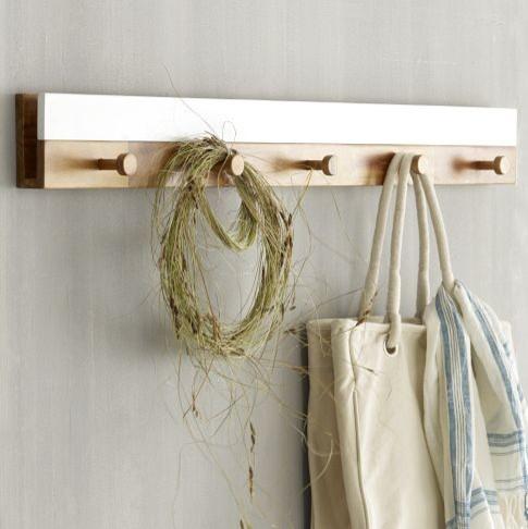 Lacquer Coat Rack wall-hooks