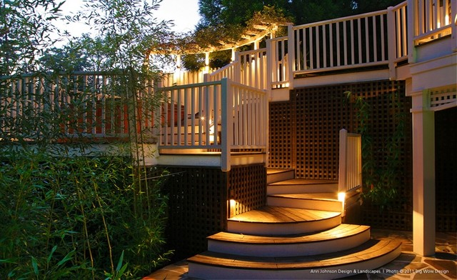 Deck And Patio Lighting Options
