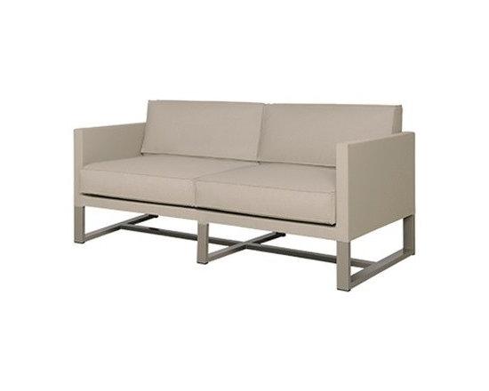 Mamagreen - Mamagreen | Mono Sofa 2 Seater - Design by Vincent Cantaert & Barbara Widiningtias.