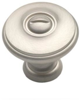 Cliffside Industries B600-SS Cabinet Knob - Artisan Series - Silver Satin Finish craftsman-cabinet-and-drawer-knobs