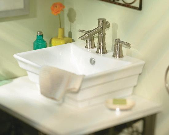 Danze South Sea Two Handle Lavatory Faucet -