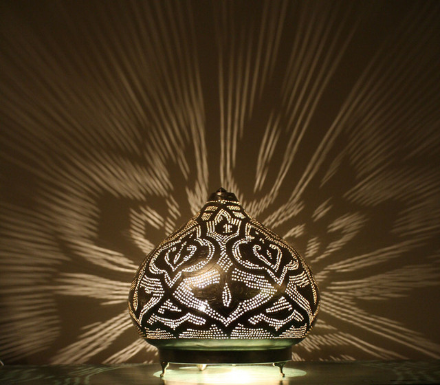moroccan style lamps mediterranean table lamps. Black Bedroom Furniture Sets. Home Design Ideas