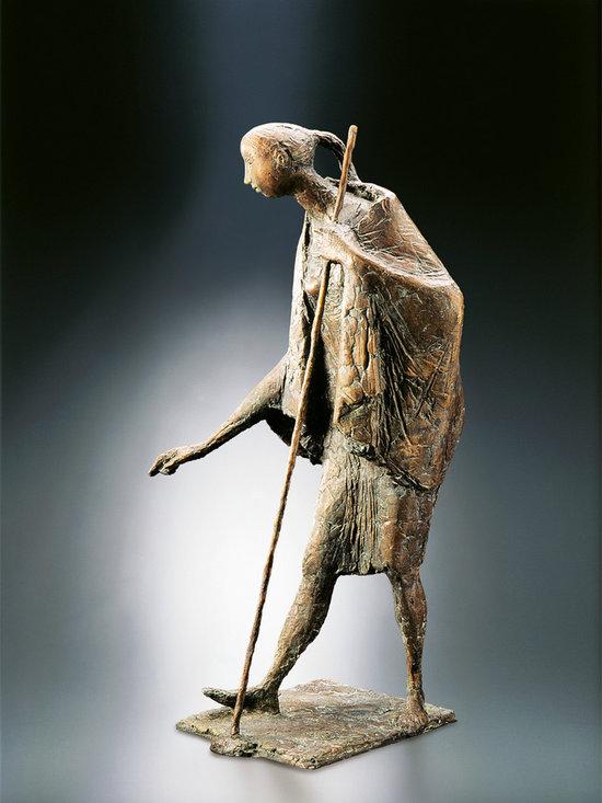 Bronze Statues - The Wanderer -