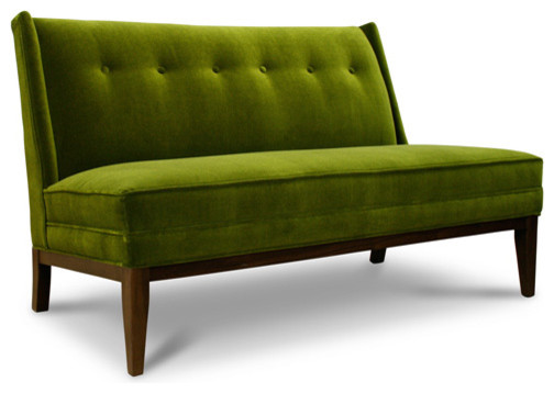 Morrow Settee modern-love-seats