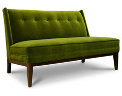 Morrow Settee modern love seats