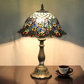 Tiffany Table Lamp mediterranean-table-lamps