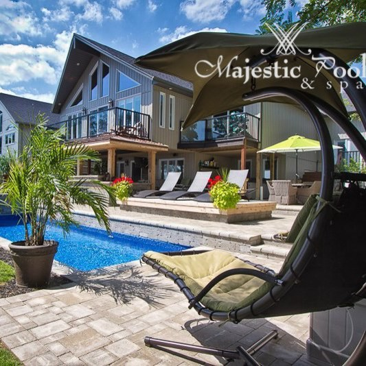 Majestic Pools contemporary-hot-tub-and-pool-supplies