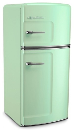 Refrigerators Parts: Apartment Size Refrigerator