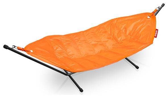Fatboy Headdemock w/ Stand Orange modern-hammocks-and-swing-chairs