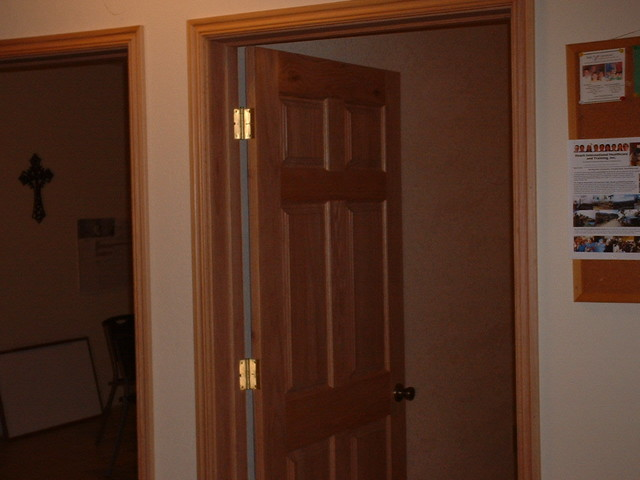 Clear Springs Church Traditional Interior Doors St Louis By Curt 39 S Custom Furniture And