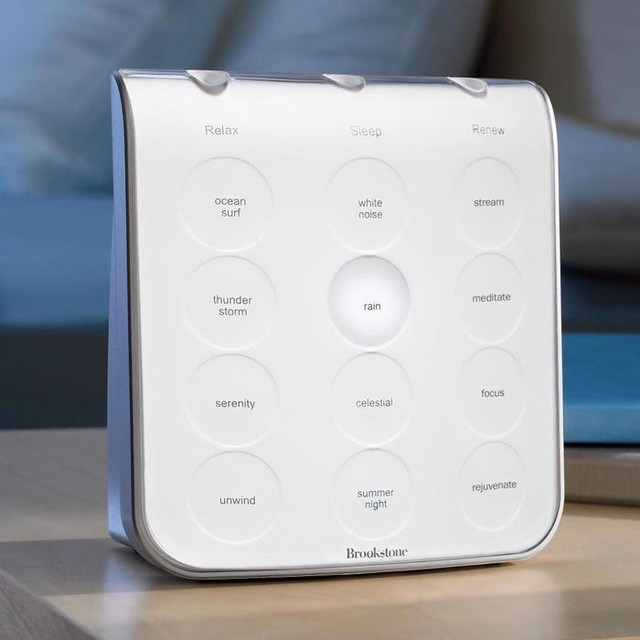 Tranquil Moments Sleep Sound Therapy System contemporary-bedroom-products