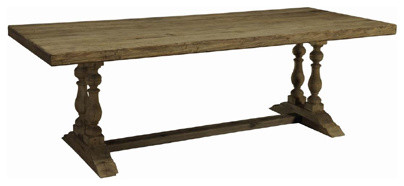 AG SELECT Parker Dining Table - Aidan Gray traditional dining tables