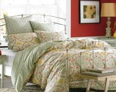 Vue Kieran Reversible Twin Comforter Set contemporary-comforters-and-comforter-sets