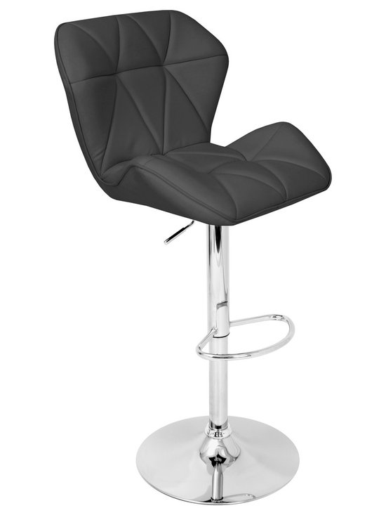Jubilee Bar Stool - BLACK