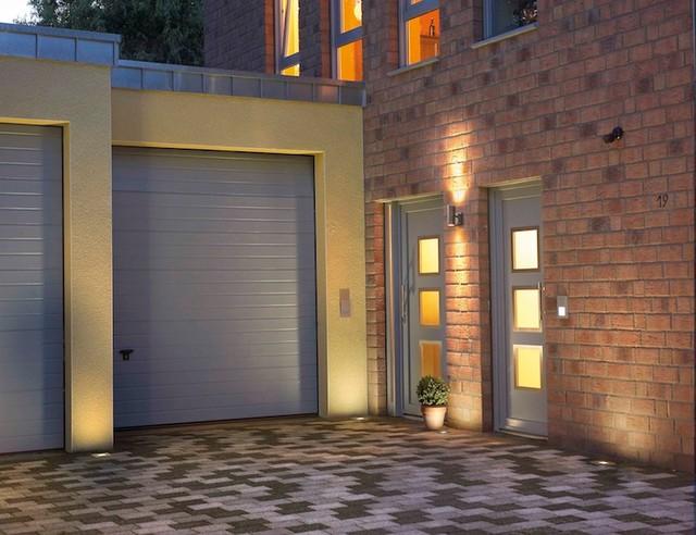 slv exterior wall lighting myra up down. Black Bedroom Furniture Sets. Home Design Ideas