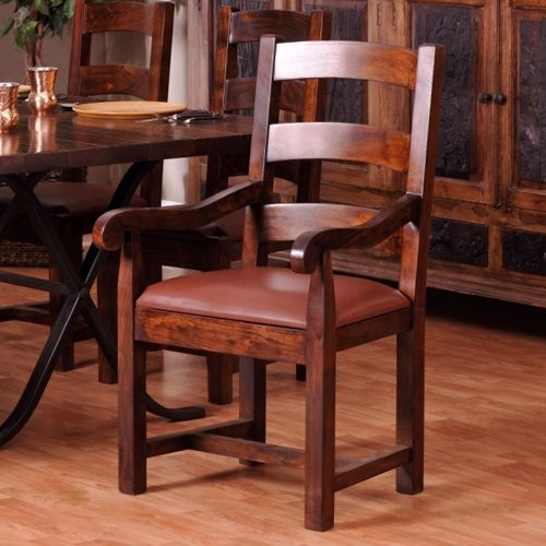 Theres something undeniably cordial about an arm dining chair&#44; and the Raja modern dining chairs and benches