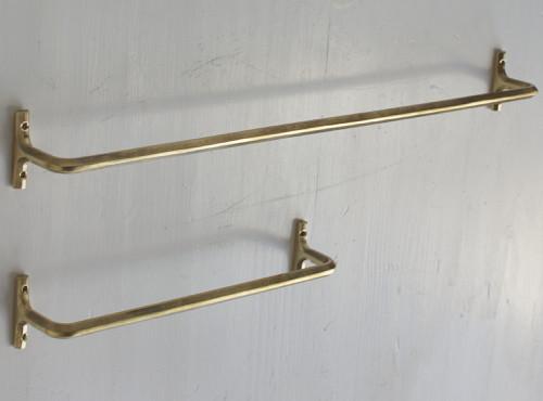 futagami brass towel bar: large towel-bars-and-hooks