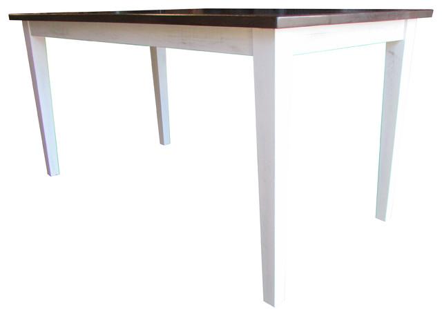 Farmhouse Breakfast Table by Austin Joinery Custom  : farmhouse dining tables from houzz.com size 640 x 458 jpeg 25kB