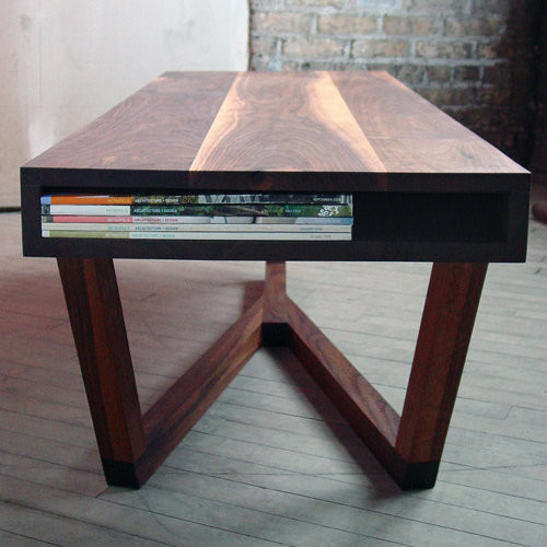 Ali Sandifer Studio Zaide Coffee Table modern-coffee-tables