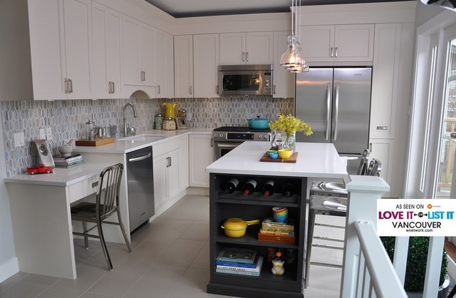 Featured On Love It Or List It Vancouver Tile Vancouver By Creekside Tile Company Ltd