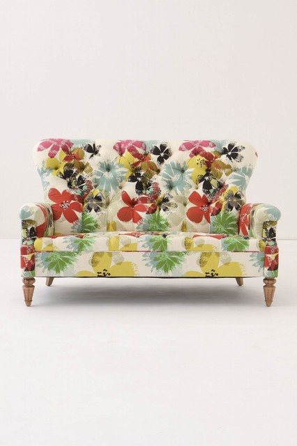 Battersea Sofette, Bloom eclectic love seats