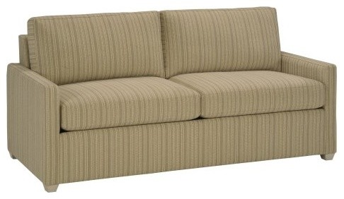 Lazar Terra Condo Queen Sleeper Sofa with Metal Legs contemporary-sofas