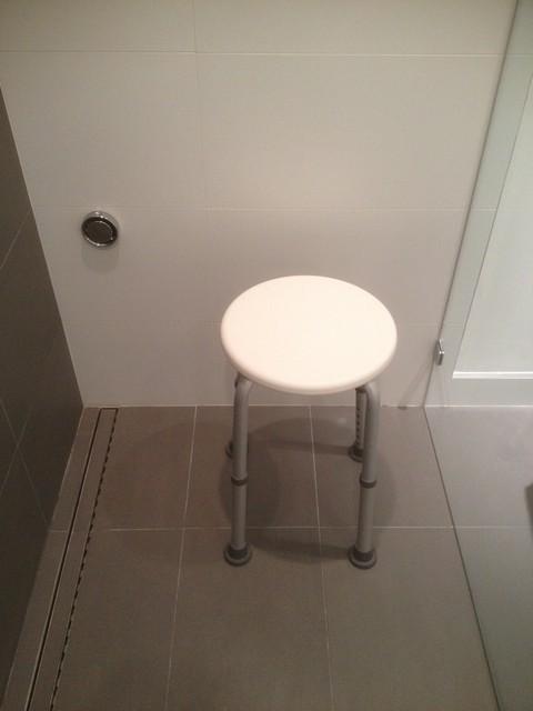 Showers for Seniors modern-bathroom