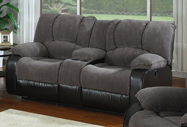 Jagger dual reclining loveseat contemporary theater seating by shopladder Loveseat theater seating