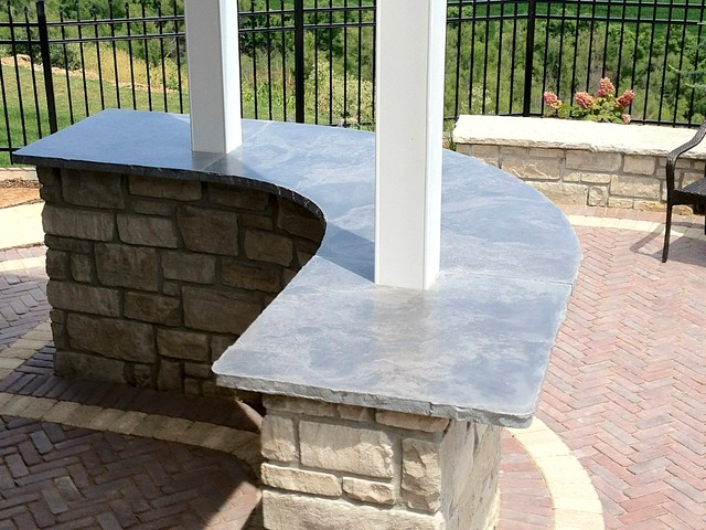 Concrete Counter Tops traditional