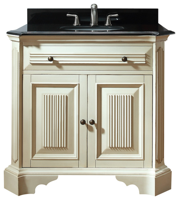 kingswood 36 in vanity combo traditional bathroom