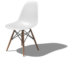Eames Dowel Leg Side Chair modern-dining-chairs