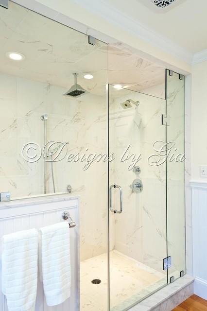 Fitzwilliam master bath dressing room project for Bathroom and dressing room ideas