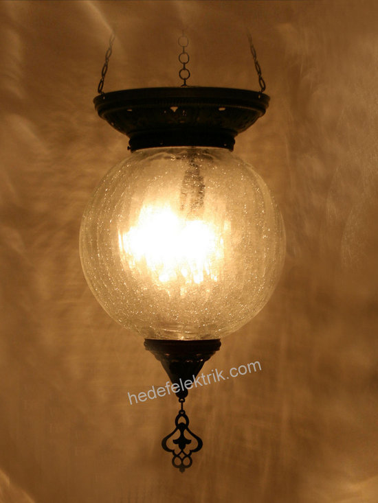Turkish Style - Ottoman Lighting - *Code:  HD-04161_34